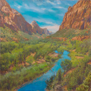 16x16_SergioLopez_Virgin_River_Zion_Cany