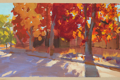 Gouache Sketchbook Demo 2