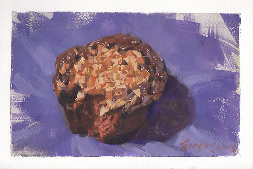 Paint Drip #120 Chocolate Muffin