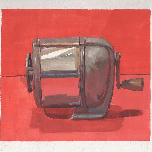 Paint Drip #177 Pencil Sharpener