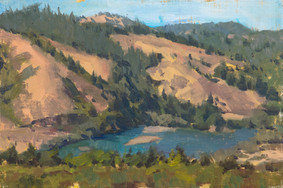 8x12_SergioLopez_The_Russian_River_From_