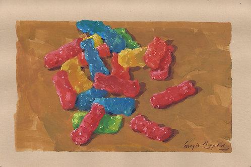 Paint Drip #135 Sour Patch Kids