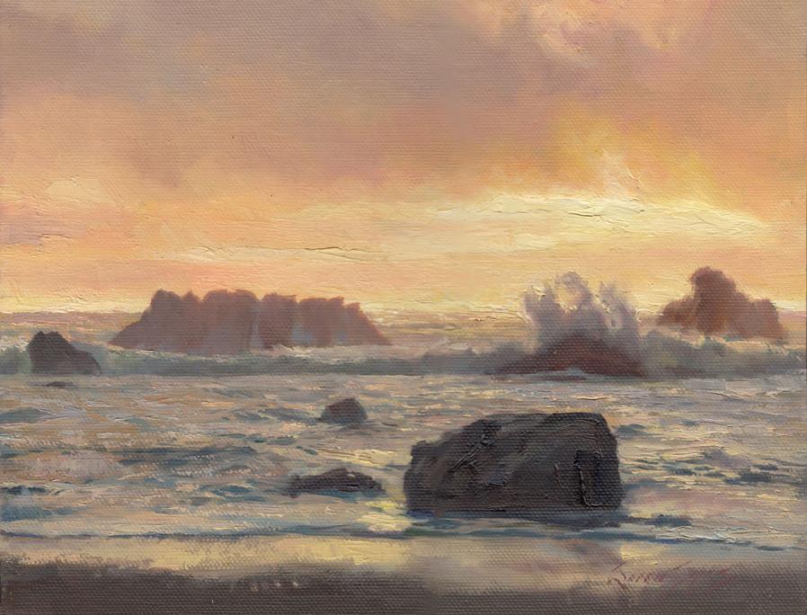 Shell Beach 2 - Evening Veil.jpg