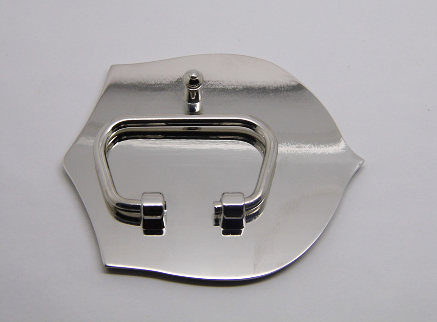 Belt buckle-back