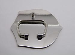 Belt buckle-back