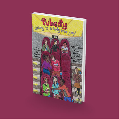 Puberty: Coming to a Body Near You (Workbook)