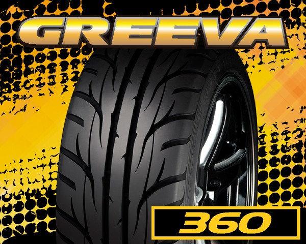 Greeva 08D (360TW) 235/40R18