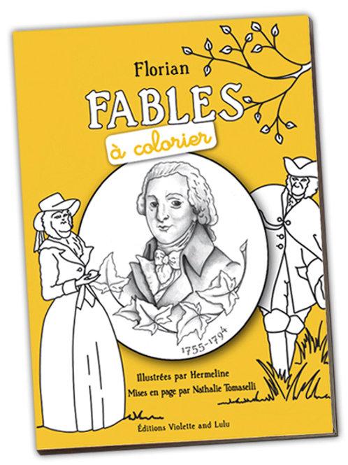 Fables de Florian à colorier