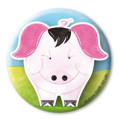 Badge Cochon