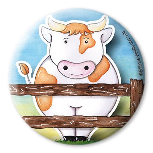 Badge Vache