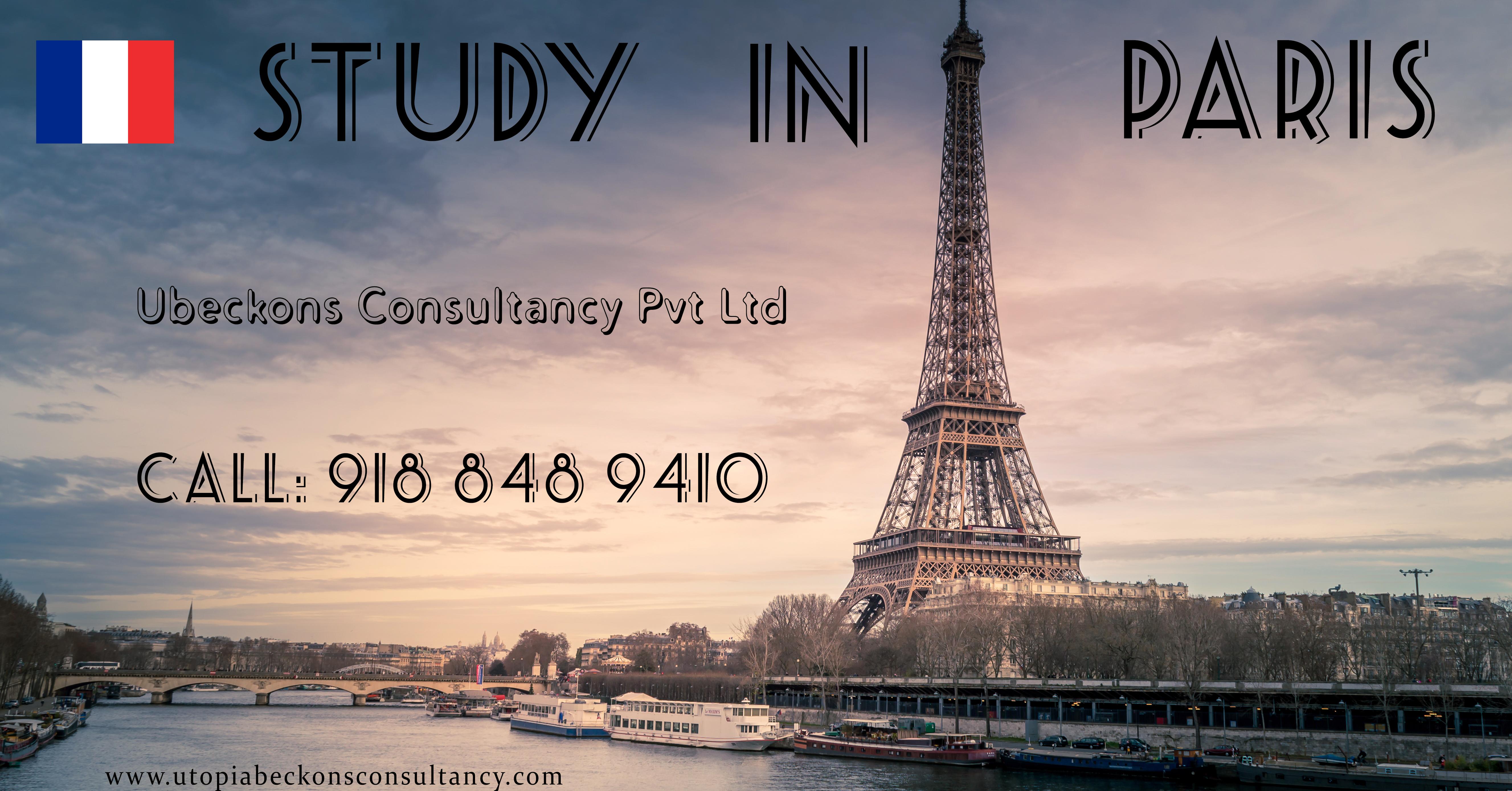 study in paris