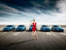 Gigi Hadid BMW M2