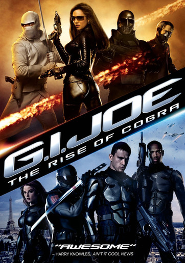 G.I. Joe- The Rise of Cobra