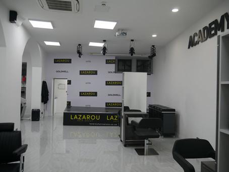 Welcome to Lazarou Academy