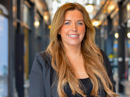 Newly appointed Salon Director at Lazarou Duke Street: Rachel Lloyd