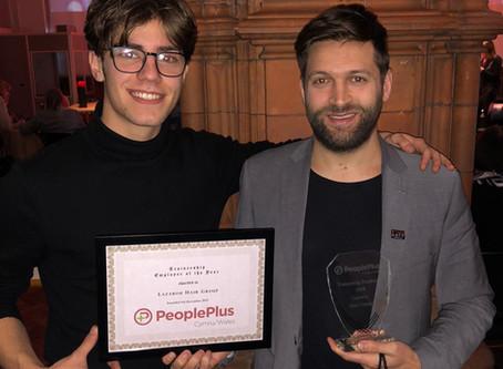 "Lazarou Group awarded ""Traineeship Employer of the Year 2019"""