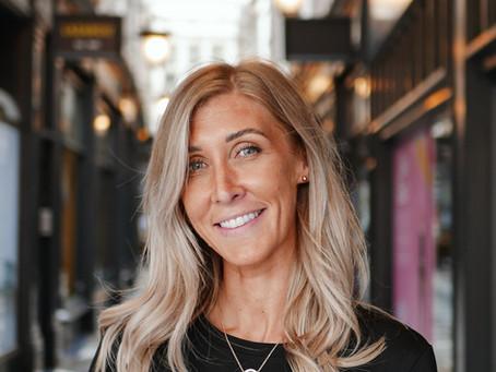 Newly appointed Senior Director at Lazarou Duke Street: Jaymie Glover