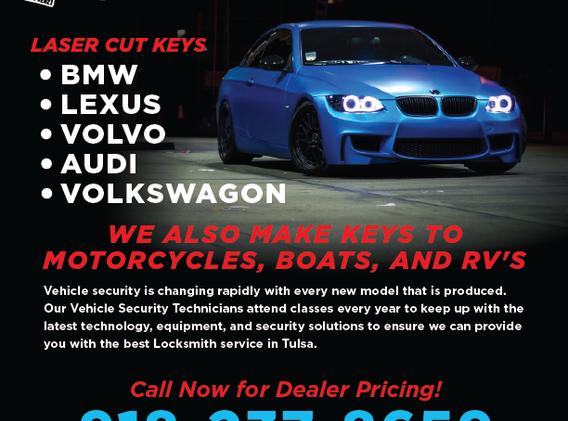 JJs Lock and Key Inc