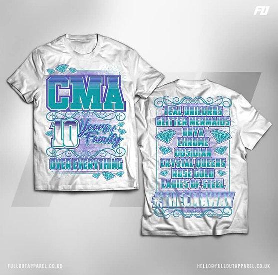 CMA's 10th Anniversary T-Shirt