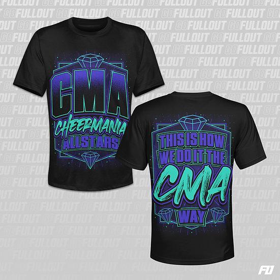 CMA Training Uniform T-Shirt