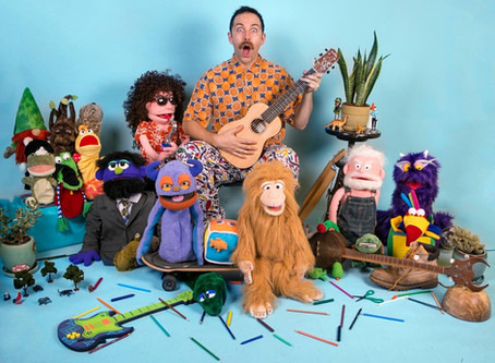 Fun Music Stuff: Get Your Kids Dancing with Mr. Elephant!
