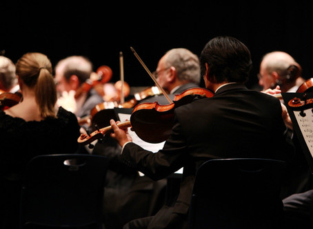 MUSICIAN DISTANCING: Kennedy Center fires Musicians after Receiving $25 Million in Stimulus Funds