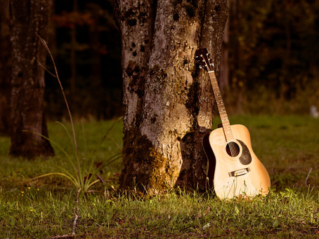 Music Under a Tree: Enjoying Nature & Music with Your Kids