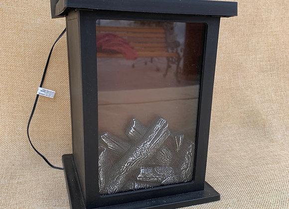 LED Fireplace Lantern
