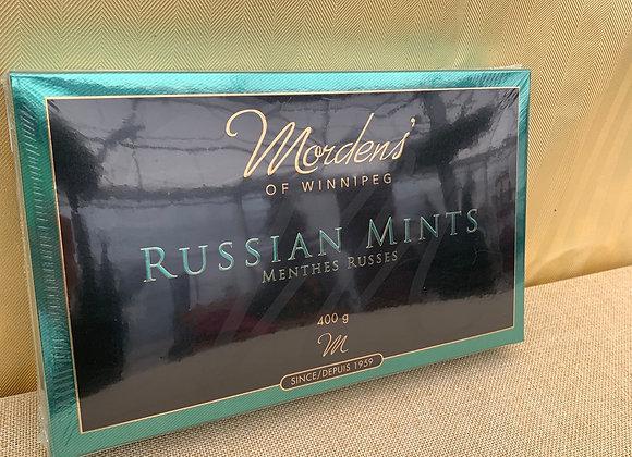 Russian Mints 400g