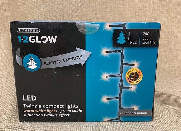 Christmas Tree Lights - 7ft