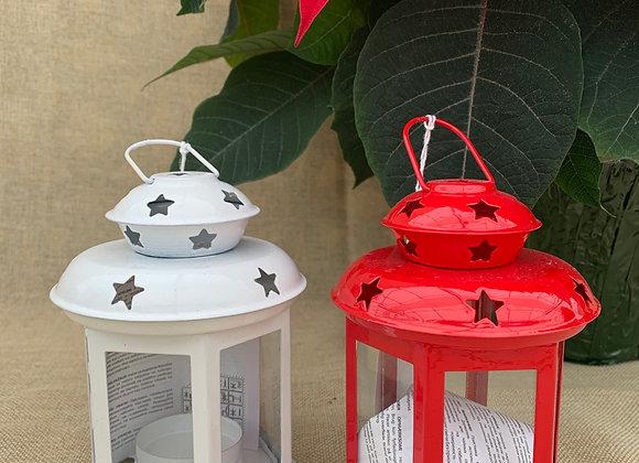 Small Lanter Tea Light Holder