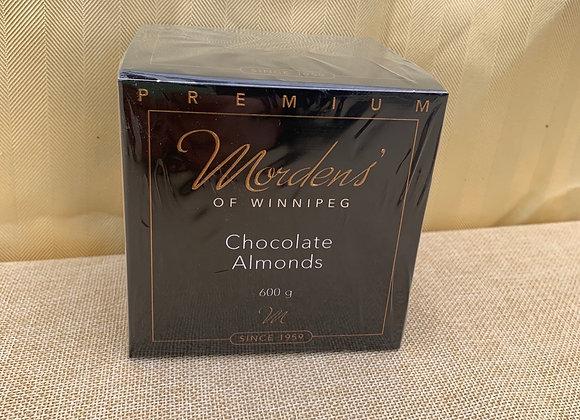 Chocolate Almonds 600g