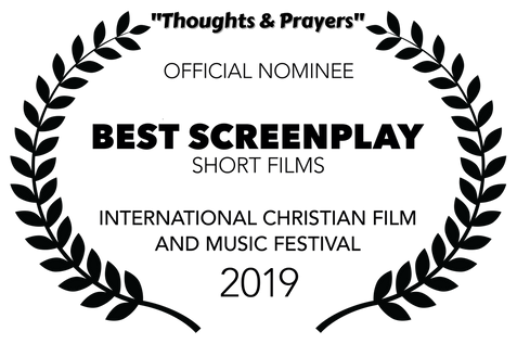 Official Nominee ICFF - Best Screenplay