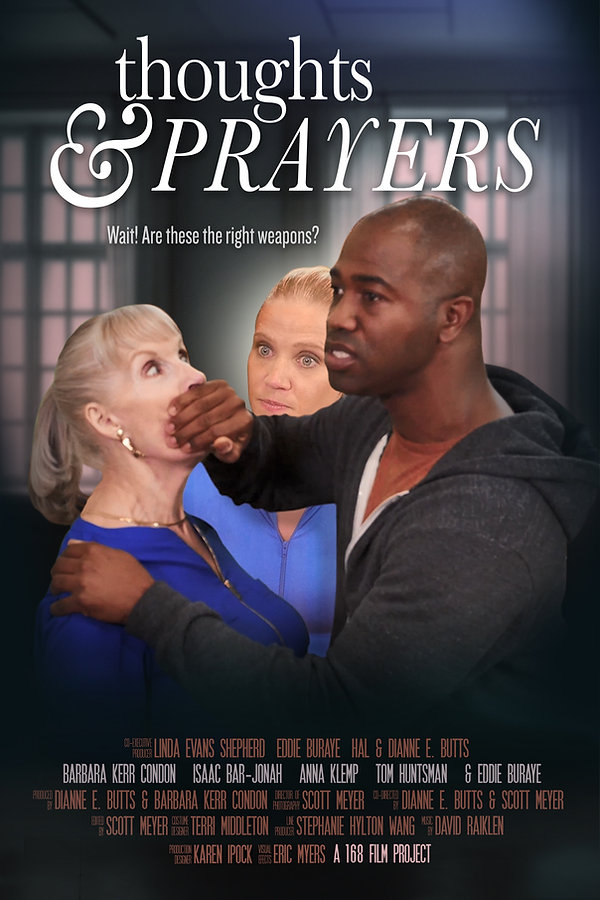 Thoughts & Prayers movie poster