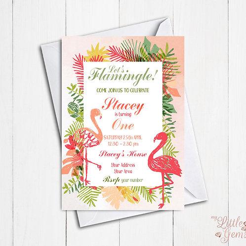 Flamingle