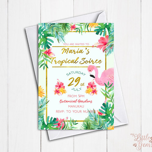 Tropical Soiree