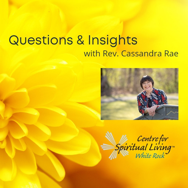Questions & Insights with Rev. Cassandra Rae