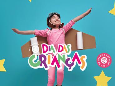 Acerte no presente de Dia das Crianças!