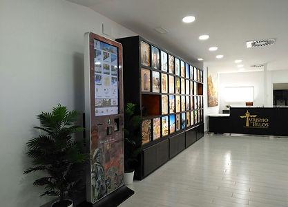Infotactile Huelva Oficina Turismo Palos de la Frontera