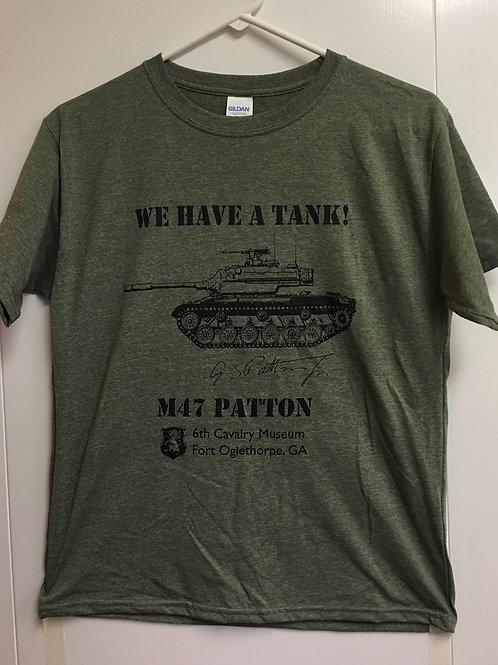 Patton Tank Tee