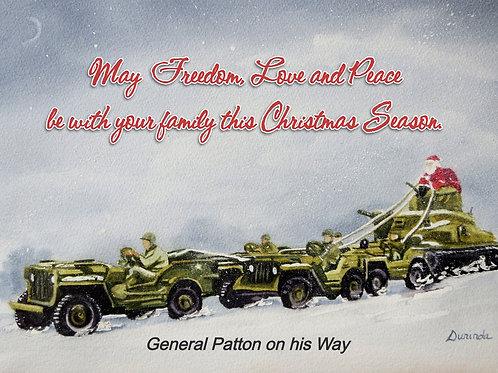 Patton Christmas Cards