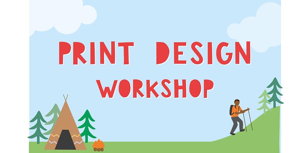 Print Design Workshop