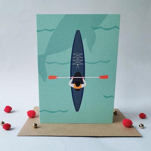 Kayaking Card (Pack 6)