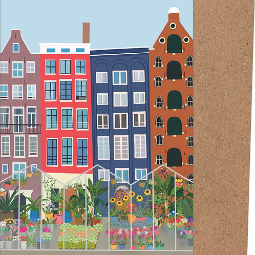 Amsterdam Card (Pack of 6)