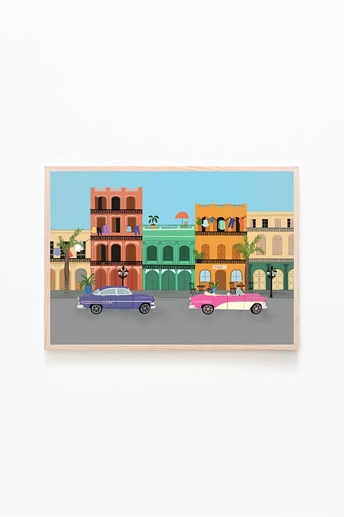 Havana Print