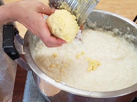 発酵飲料 ミキ 作り
