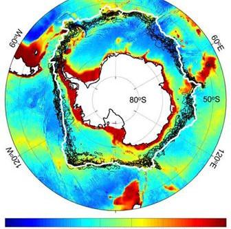北極の氷が溶けて南極の氷床が増える謎