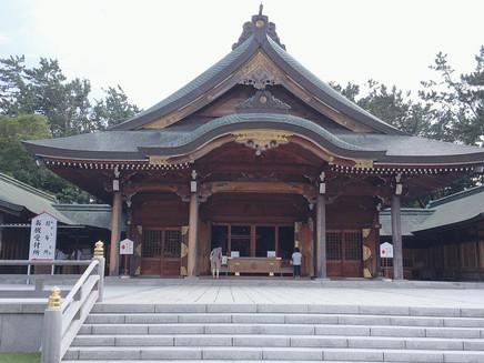 【終戦の日と護国神社】