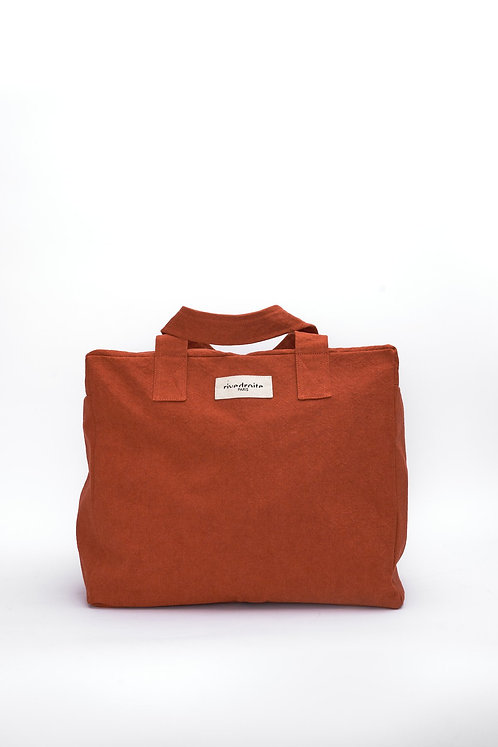 Sac 24 heures- Rive Droite - Rouge