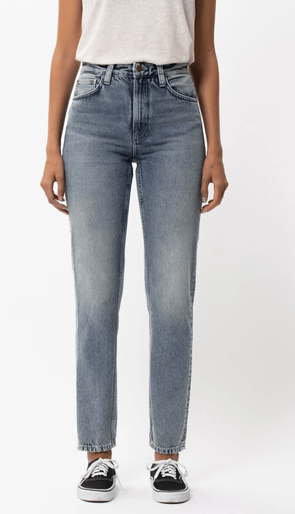 Jeans Mom - Nudie Jeans - Breezy Britt, Sonoran Sun